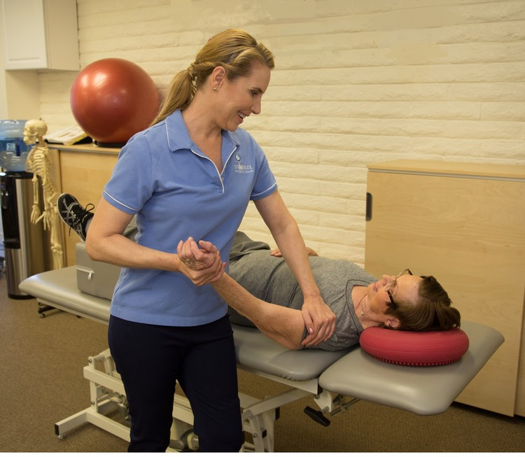 Stabilize Physical Therapy treats back and neck pain.