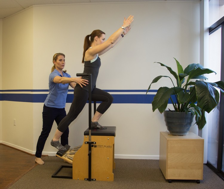 Stabilize Physical Therapy offers Pilates instruction.